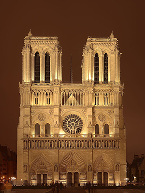 Photo of Notre Dame