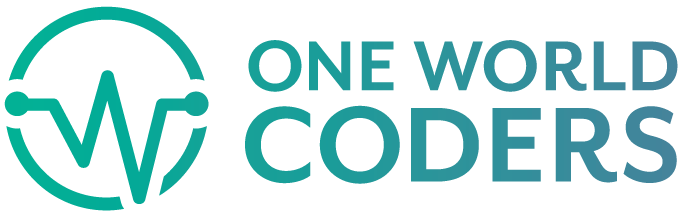One World Coders logo